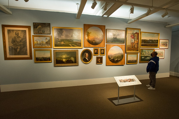 BSCene: Art Conservation 50 Years of Conservation in WNY Show
