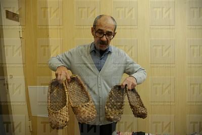Выставка предметов быта в Национальном музее РТ (Султан Исхаков)
