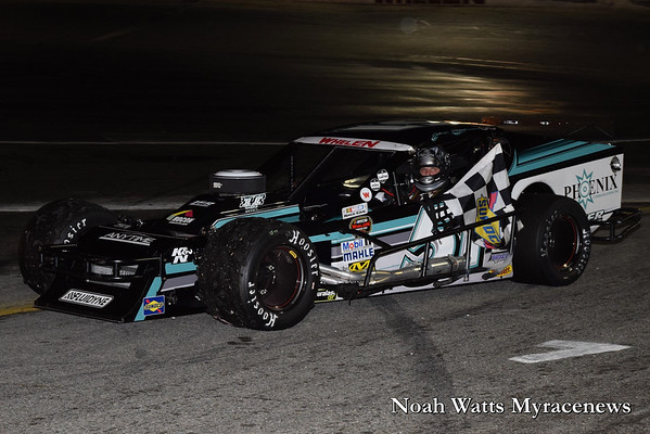 Miller Lite 200 -Noah Watts