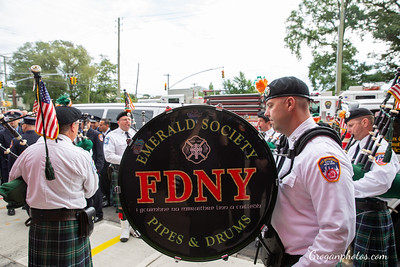 FF Keith Young Plaque Dedication 9/16/19
