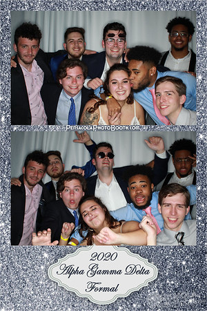 Alpha Gamma Delta Formal 3-7-2020