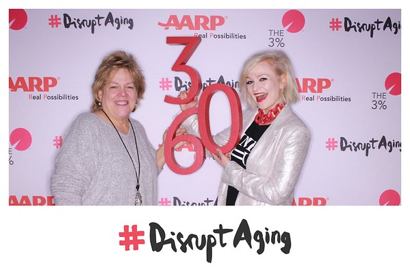 AARP  #DisruptAging 11/8/18