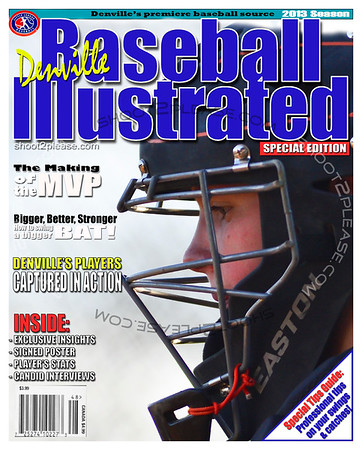 2013 Baseball Magazine Covers