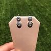 .85ctw Antique Table Cut Diamond Double Drop Earrings 12