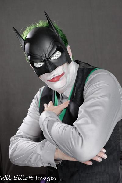 Ct Joker at the NECCC 2019 Character Photo Shoot