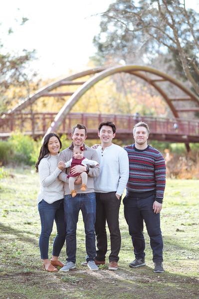 Kim Family Holidays 2019