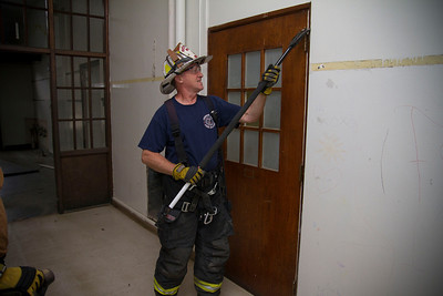 Forcible Entry Training - Mallet School
