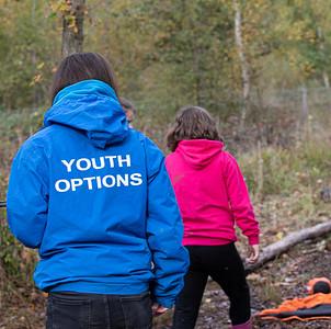 Youth Options.Half Term