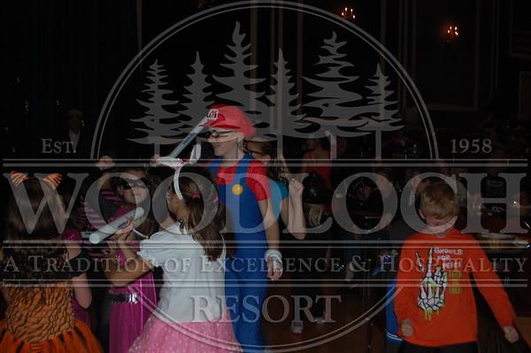October 18 - Halloween Costume Party
