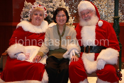 Mohegan Sun Casino - Employee Holiday Party - December 2005