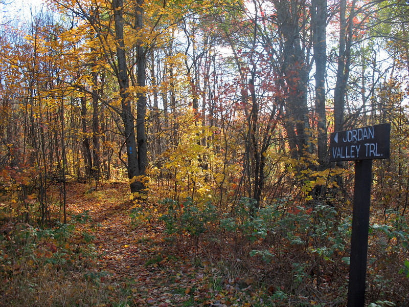 Jordan River Pathway-North Country Trail Junction