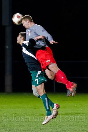 10/27/12 Men's Soccer vs. Huntington