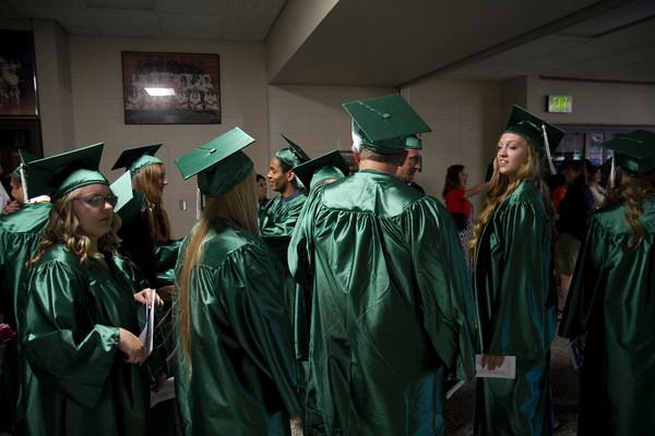 2014 Concord Graduation