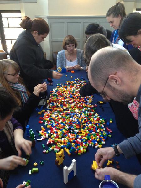 Legos Pop-Up