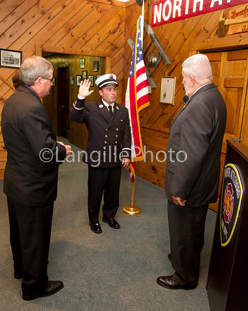 North Attleboro Fire Department Pining Ceremony 9-13-11