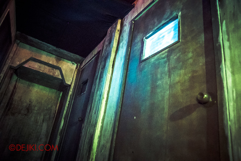 Halloween Horror Nights 6 - Old Changi Hospital / Spooky Corridors