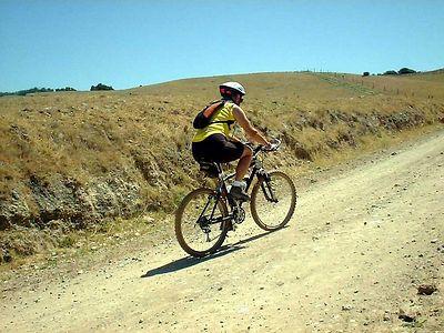 DeAnza Juan Bautista Trail Bicycle Ride