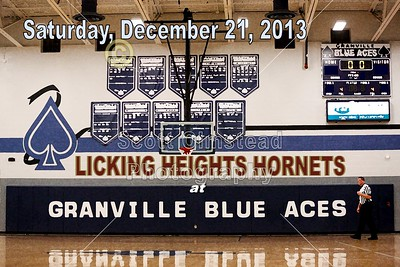 2013 Licking Heights at Granville (12-21-13)