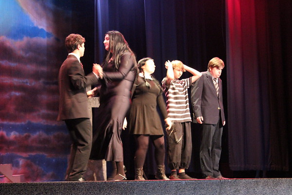 Addams Family - Spring Musical