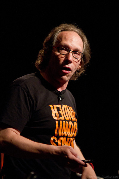 "Lawrence Krauss - ""The Future, and Nothing"""