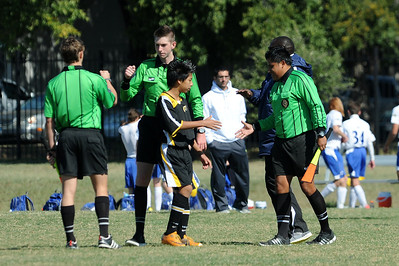 CL2012 Fall Game1 vs American Eagles