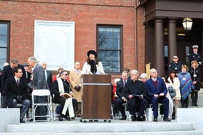 New Town Hall Commemoration & Ribbon Cutting  11/12/17