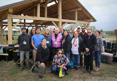 Great Lakes Intertribal Food Summit at Meskwaki Nation