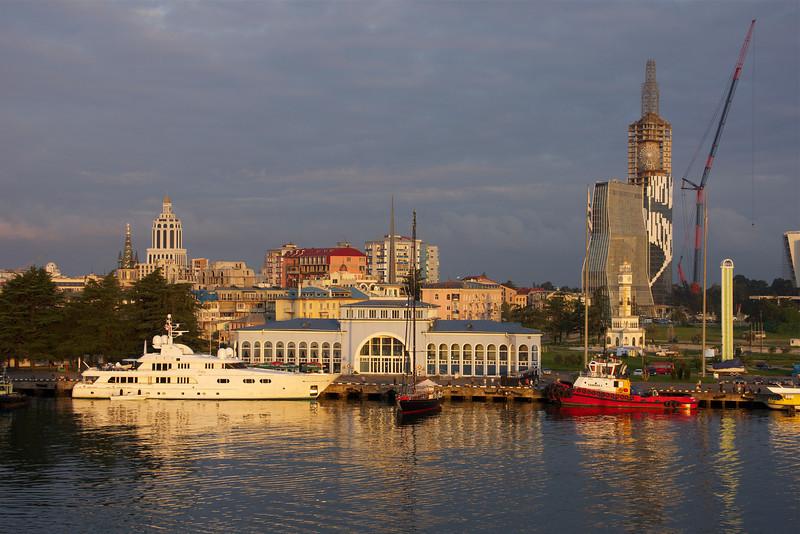Waterfront at Batumi, Georgia. _DSC4721