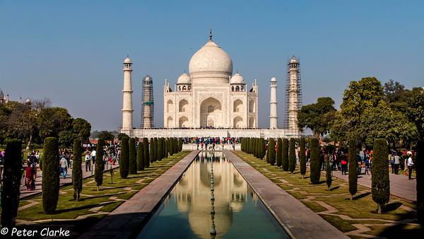India- Agra and around