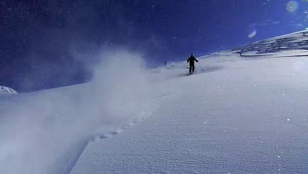 Kids Behind skiing.m4v