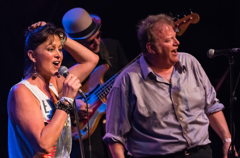 Wilma and William Batson-Hypstrz---The Longhorn Reunion 2015- Ist Av.