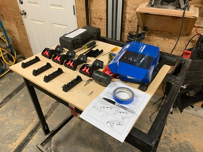 2020.08.24 Rhino Rack Pioneer Platform install