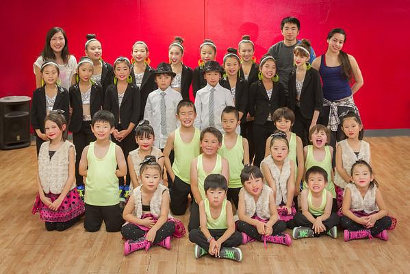 Dress rehearsal at Studio on 12/06