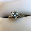 0.78ct Round Brilliant Diamond Bridal Set by Cartier 38