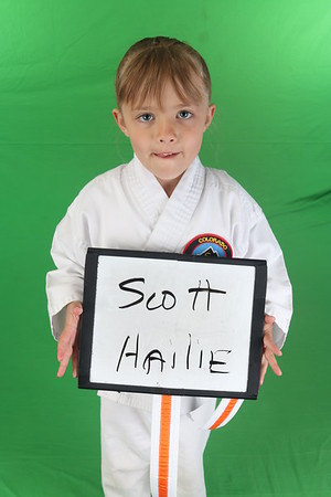 Hailie Scott