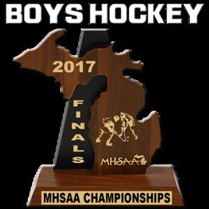2017 0311 MHSAA Hockey Finals