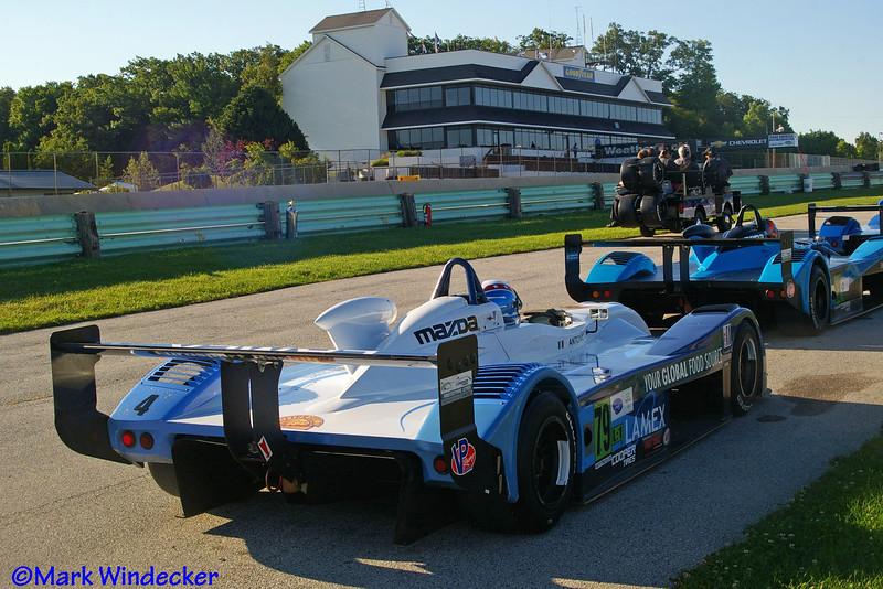 Eurosport Racing,  Anthony Downs