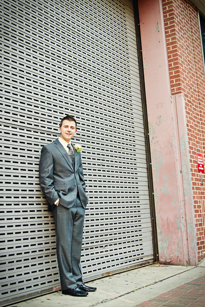 groom in downtown nashville