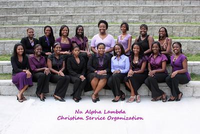 Nu Alpha Lamba Christian Service Organization