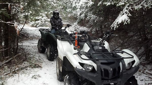 ATV Riding 2013