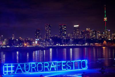 Aurora Winter Festival Toronto 2018