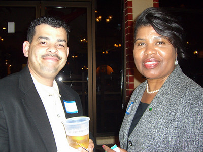 FY09 Networking Event with SHPE & NSBE 03/09