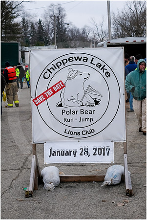 Chippewa Lake Lions Club - 2017 Polar Bear Jump