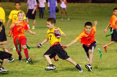 ProDay Football 8:15 Game 1