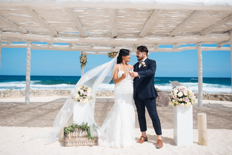 Paula + Ryan Wedding - Grand Bahia Principe Tulum
