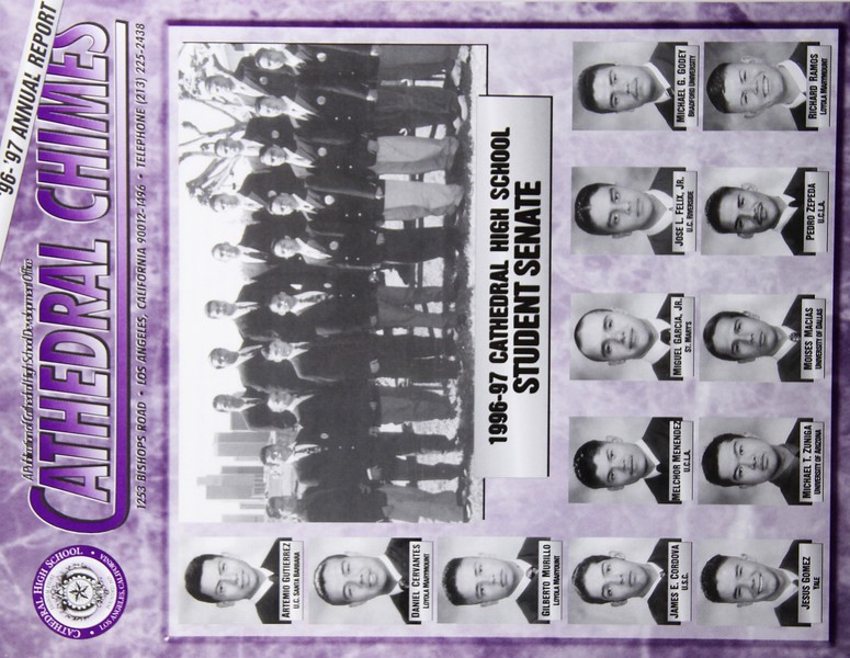 1997, Student Senate