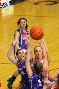 Girls 8th Grade Basketball City/County Championship