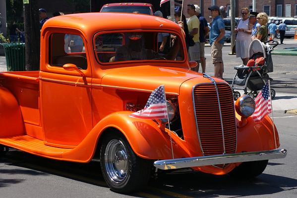 Car Shows & Parades