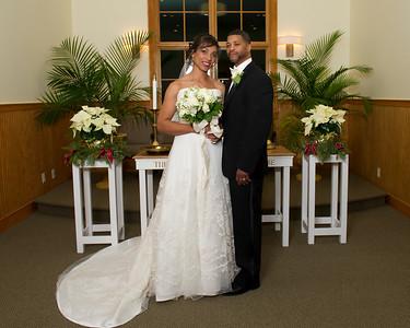 Christina & Peatty's Wedding