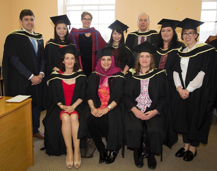 28/10/2015Image Free to Use. Conferring at Waterford Institute of Technology. Batchelor of Arts (Honours) in Teaching in Further Education.Photo; Mary Browne